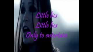 Tarja Turunen -  Little Lies Lyrics