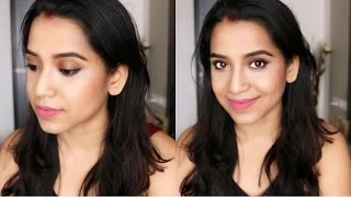 Image for video on Simple and easy Makeup tutorial for summer   |  everyday glowing makeup Misscharmelline by Tania/ MissCharmelline