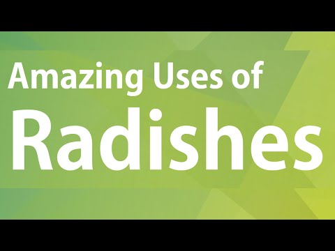 Video Amazing Uses of Radishes - Health Benefits of Radishes - Radishes Health Benefits