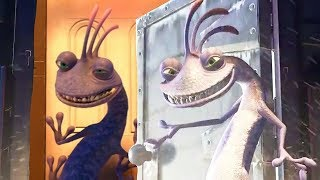 Kingdom Hearts 3: Monsters Inc Cutscenes But Only With Randall Boggs