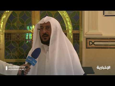 وزير الشؤون الإسلامية يتفقد جاهزية مساجد وجوامع بالرياض