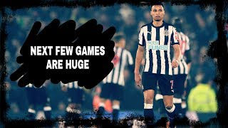 Liverpool 2-0 Newcastle United | The next few games are huge