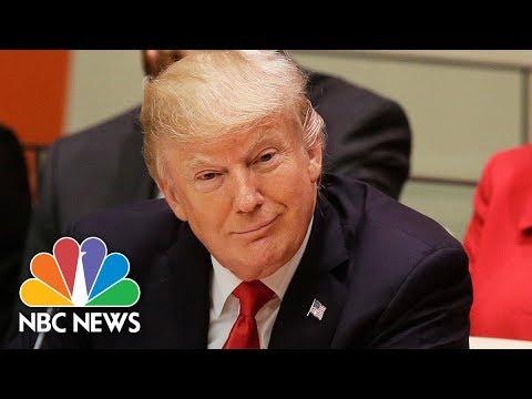 'A Political Gang': President Donald Trump's Past Criticism Of The U.N. | NBC News