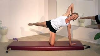 Pilatesology Mat to the Max 15 Minute Advanced Pilates Workout by PILATESOLOGY
