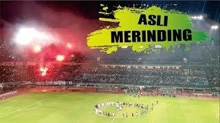 Moment Anthem Sampai Kau Bisa Dan Song For Pride Persebaya Di Nyanyikan Bersama Satu Stadion(+Lirik)