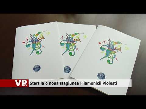 Start la o nouă stagiunea Filarmonicii Ploiești