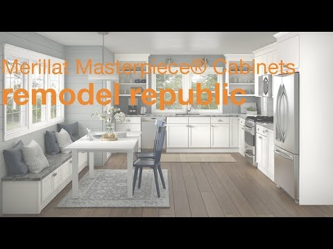 Merillat Masterpiece® Cabinets at Remodel Republic