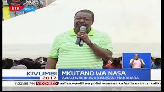Mkutano wa NASA : Muungano wa NASA yataka maafisa wa IEBC kujiuzulu
