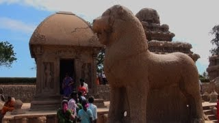 Mahabalipuram's Panch Rathas Temple