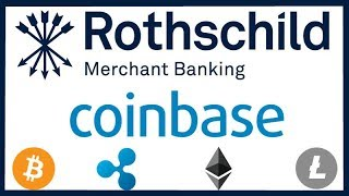 Rothschild Banking Dynasty getting into Crypto - Coinbase Applies for Federal Banking License   Kholo.pk