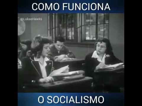 Veja neste exemplo como funciona o socialism...