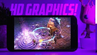 Most INSANE Best Graphics Games for Android 2018! Best OFFLINE High Graphics Games on Android! [4K]