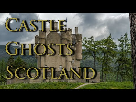 Castle Ghost Of Scotland: Braemar