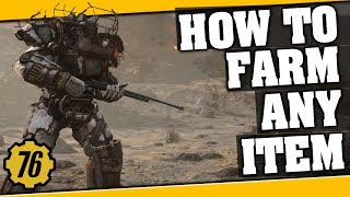 Fallout 76: Exploit that will RUIN THE GAME?! [Guide how to get any item in the game EASY]