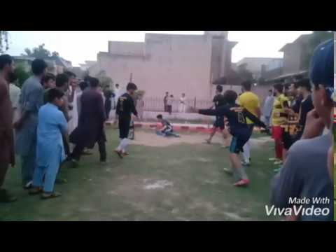 My Penalty In Sector B football Tournament