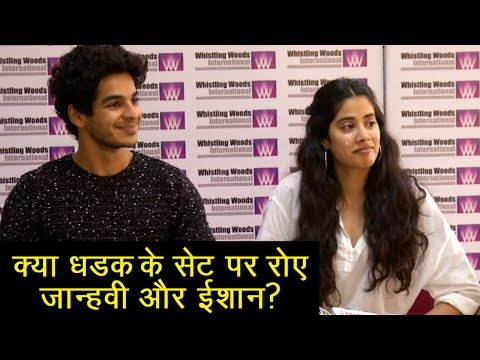 Janhvi Kapoor And Ishaan Khatter REVEAL IF THEY EV