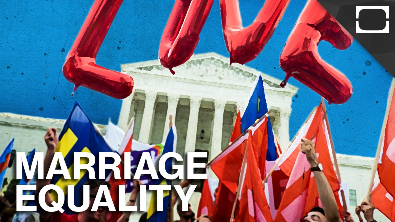 The Historic Ruling On Same-Sex Marriage thumbnail