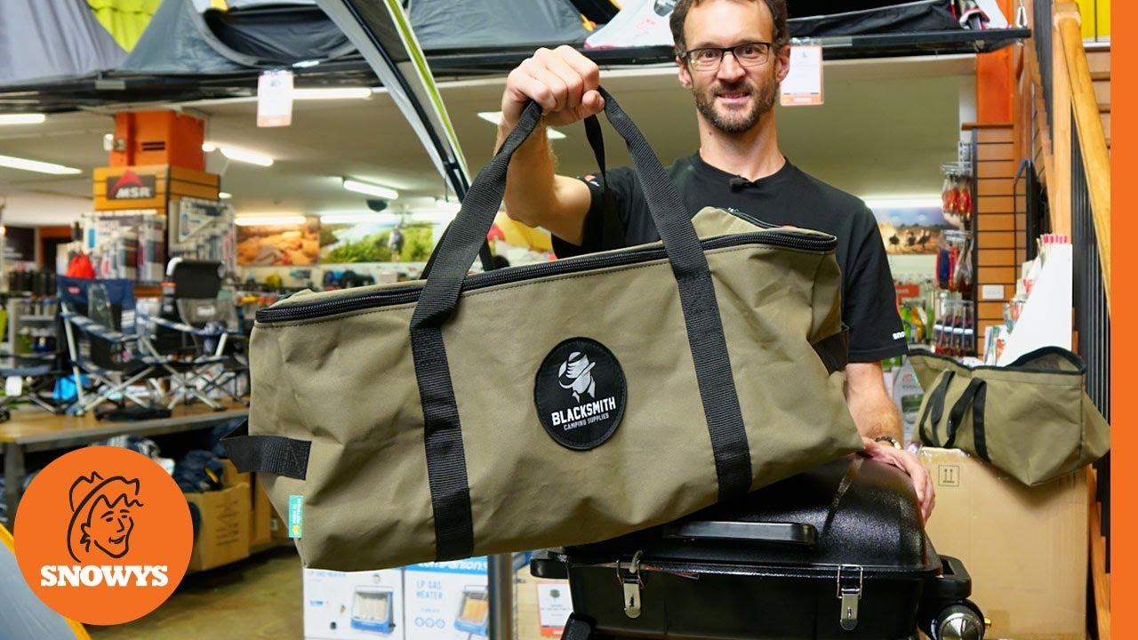 Australian Made Voyager BBQ Bag