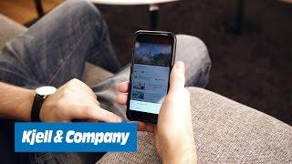 Strömma film trådlöst med Chromecast