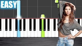 Christina Perri   A Thousand Years   EASY Piano Tutorial By PlutaX
