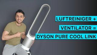 Dyson Luftreiniger + Ventilator Test 2021: Lohnt sich das Modell?