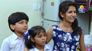 Uppum Mulakum│കേശു സ്കൂളിൽ അടി ഉണ്ടാക്കി | Flowers│EP# 410