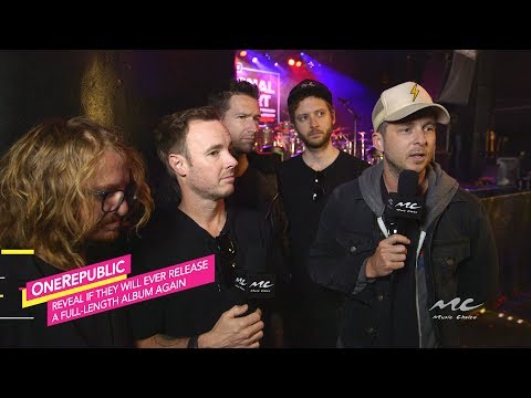 OneRepublic on Releasing Another Full-length Album