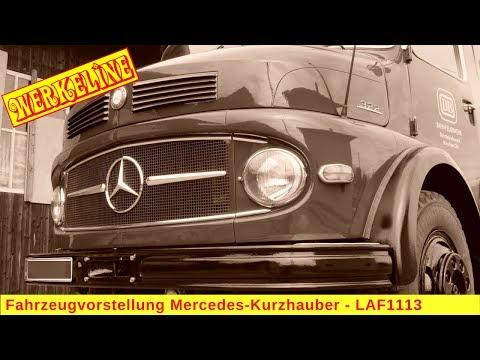 Fahrzeugvorstellung Mercedes Kurzhauber - L322 / 710 / 911 / 1113