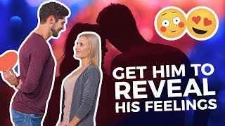 5 Tricks That Will Get A Guy To Reveal His Feelings For You -  How To Get A Guy To Open Up To You