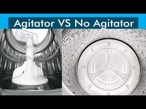 What Cleans Better? Washers with an Agitator vs No Agitator