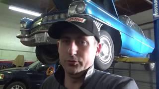 Как в США меняют акумулятор на автомобиле !!!