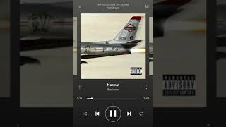 Normal- EMINEM OFFICIAL AUDIO