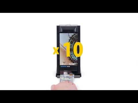 DORS 1170  Multifunctional counterfeit detector