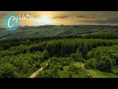 Cyklotrasy Chřiby (36 km)