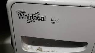 Whirlpool Duet - door locked flashing red