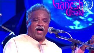 """Pt. M Venkatesh Kumar singing """"Maata Bhavani Kali"""" @ 54th"""