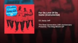 For Da Love Of Da Game (Instrumental)