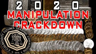 2020: The Year Of Precious Metals Manipulation CRACKDOWN!