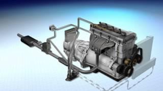 Dana Power Technologies | Long® Exhaust Gas Heat Recovery EGHR System
