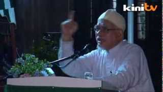 Hadi: Kalau Bukan Islam Kata Allah Depan Kita, Itu Salah