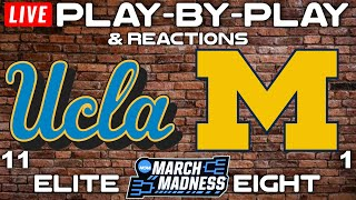 UCLA vs Michigan   Live Play-By-Play & Reactions