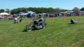 41st Annual ABATE of Kansas Labor Day Rally - Tire Drags