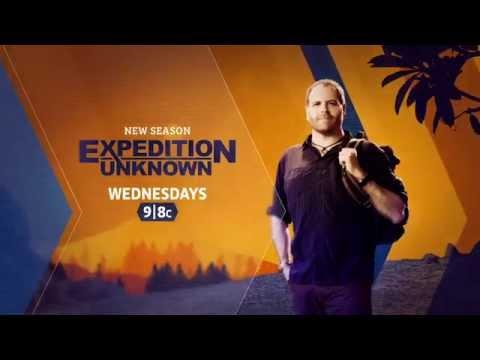 Video trailer för Expedition Unknown - Season 2 Promo!
