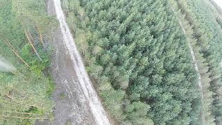 Forest Drone Camp DjI FpV