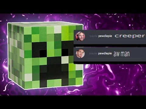 Creeper? Aw man... [MEME REVIEW] 👏 👏#62