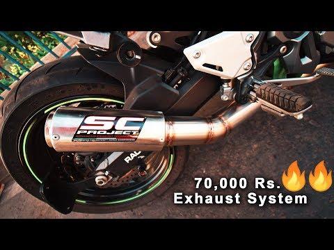 SC project MGP Exhaust system for sale - смотреть онлайн на