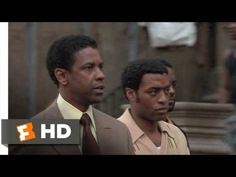American Gangster (1/11) Movie CLIP - Nobody Owns Me (2007) HD
