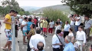 preview picture of video 'Akkuyu Nükleer Şirket Yetkililerinden Jandarmanın Gözü Önünde Vatandaşa Tehdit!'