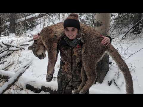 Žena, která loví