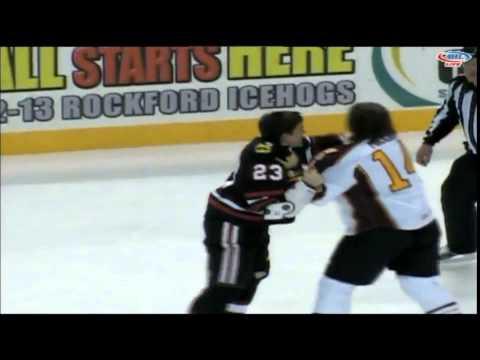 Tim Miller vs Andrew Shaw